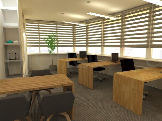 Keuntungan Nyata dari Penggunaan Ruang Kantor konsep Minimalis