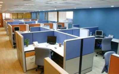 Tata Ruang Kantor Bersekat - Informasi Sutomo Tower