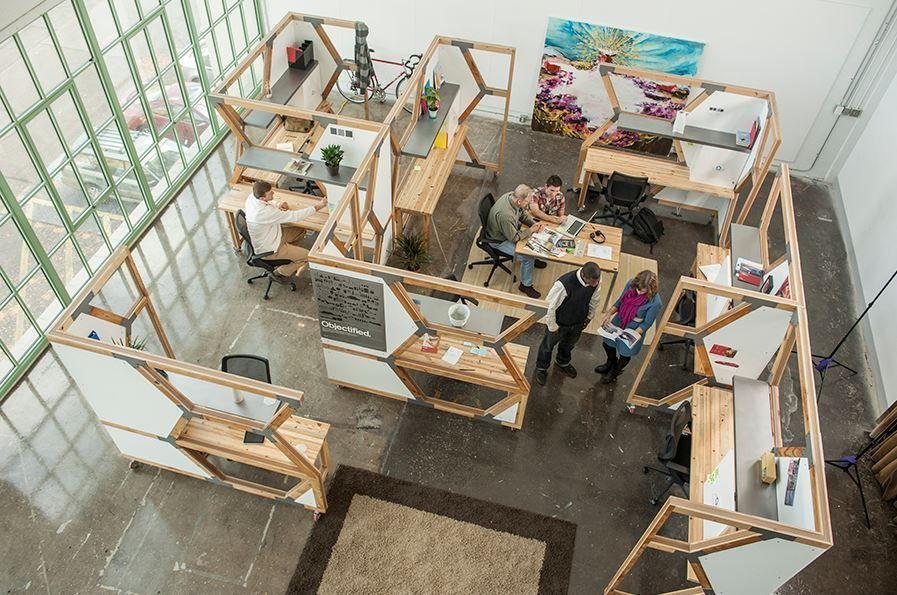 Konsep Tata Ruang Kantor yang Ideal dan Efektif