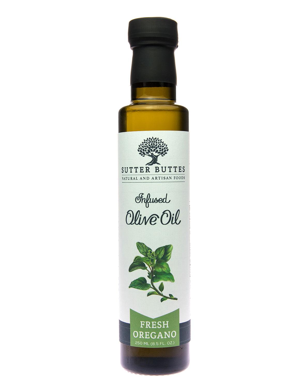 Oregano Olive Oil - Sutter Buttes Olive Oil Company