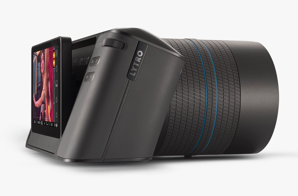 The Lytro Illum – New DSLR Camera that lets you select your focus and perspective later