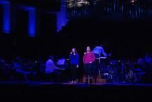 Rehearsal with Megan McGinnis - NSO Pops: Sutton Foster / Steven Reineke (Nov. 14, Washington DC) - Photo credit Camille Ridoux