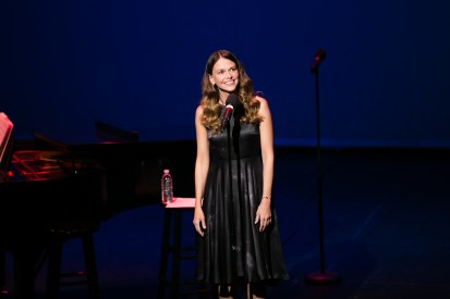 Benefit Concert for the Child Guidance Center of Mid-Fairfield County (Feb. 2015, Westport, CT) - Photo credit Bruce Plotkin