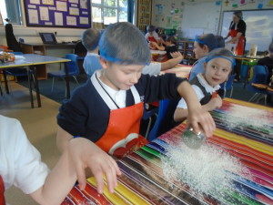 Bread, assembly and bows and arrows 016