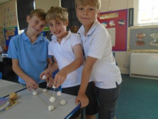 Marshmallow Maths