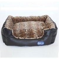 Faux Leather Dog Bed - Dog Beds - Dog - Pet & Wildlife ...