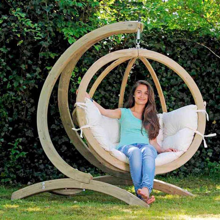 Hanging Swing Sea  Garden Furniture  Outdoor Living