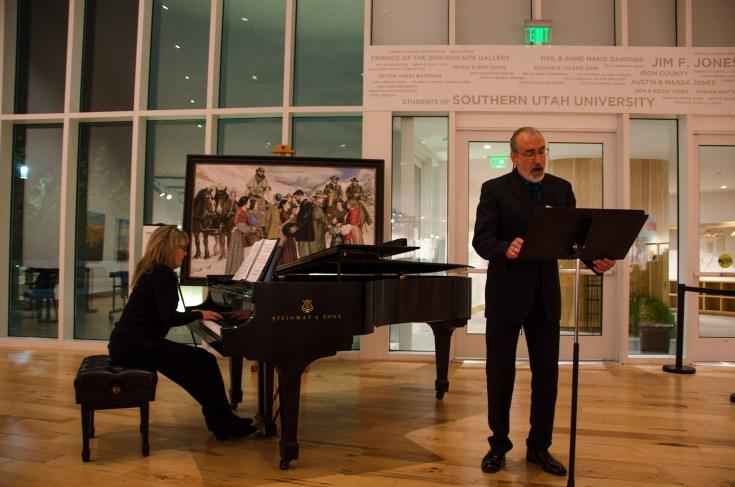 SUU Music Faculty Give Back to Cedar City - SUU News