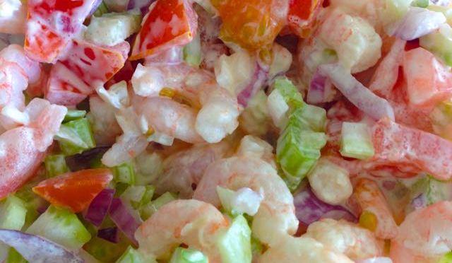 Salaatti nro 37 – Katkarapumömmeli Iiriksen mieleen