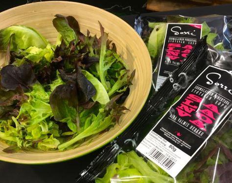 Sorrin Salanova-salaatti