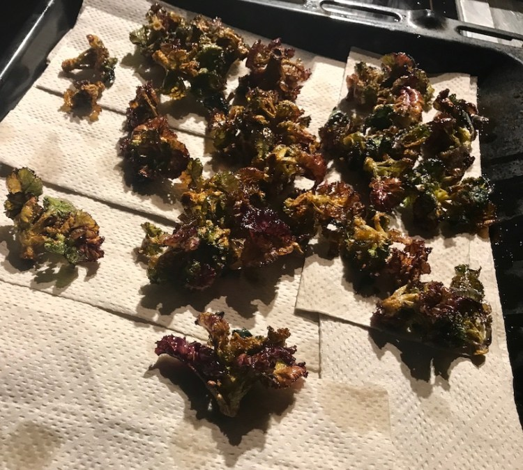 Flower sprouts