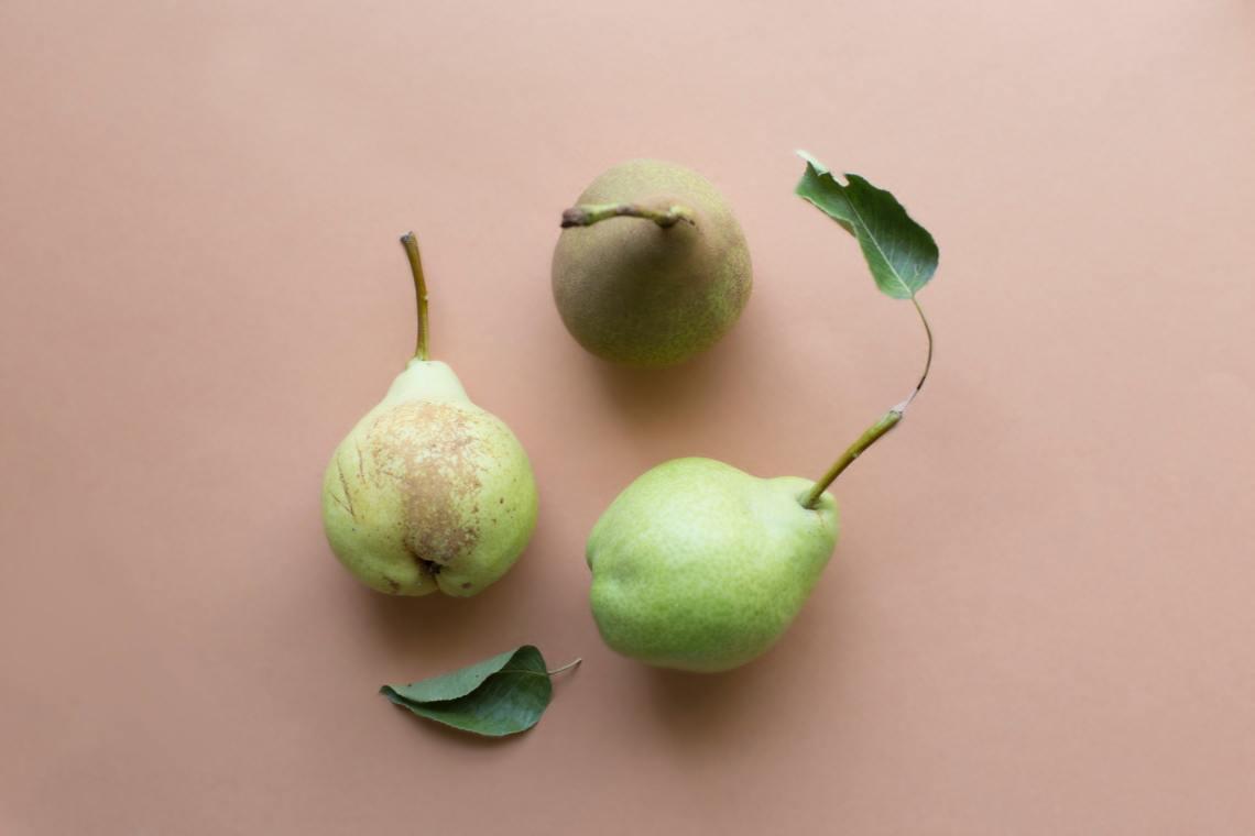 gezonde voeding, peren