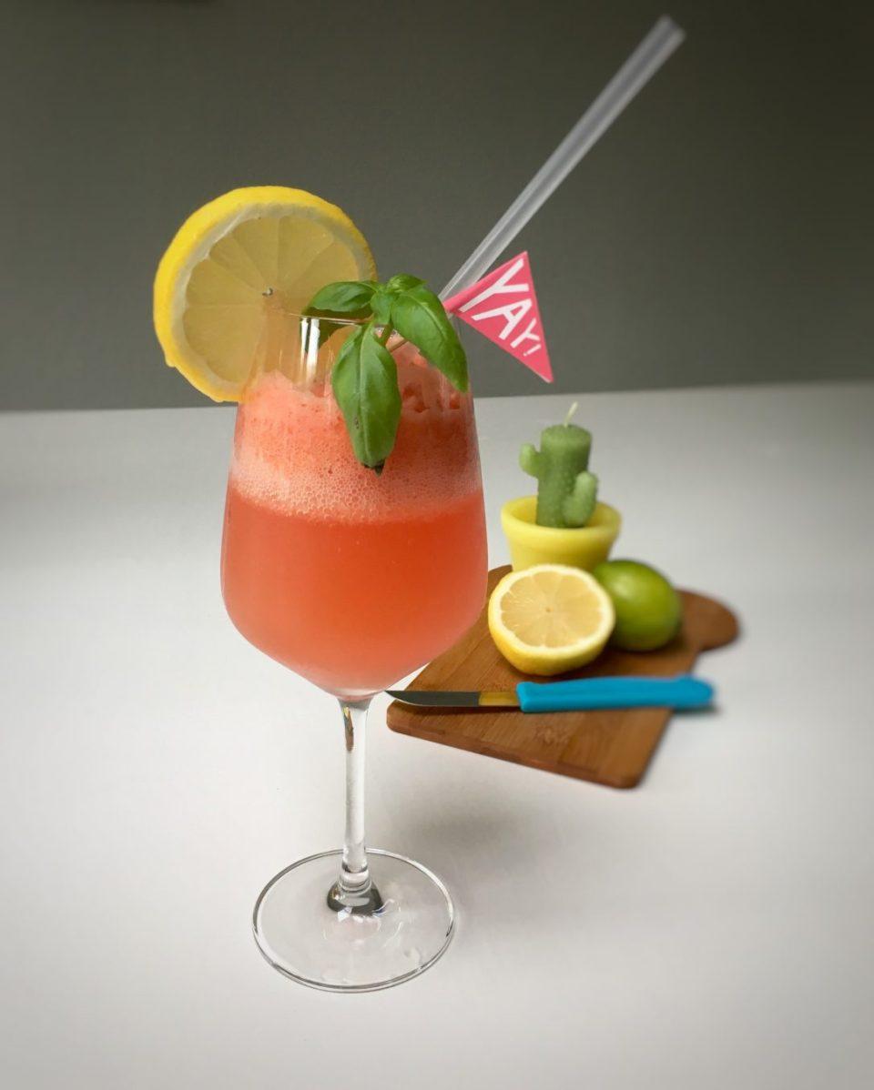 Zomerse drankjes #1: Watermeloen-tonic
