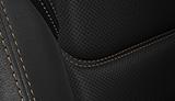CX-5シートカラー本革ブラック画像