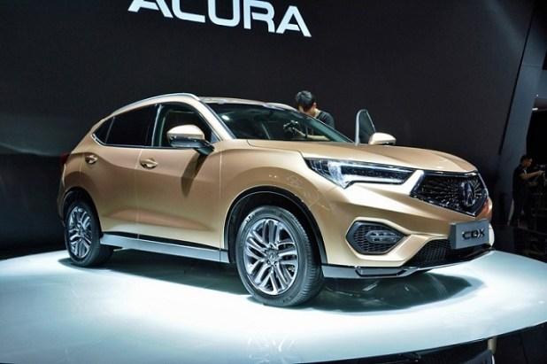 2018 Acura CDX