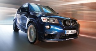 2018 Alpina XD3 Performance Diesel SUV Prototype