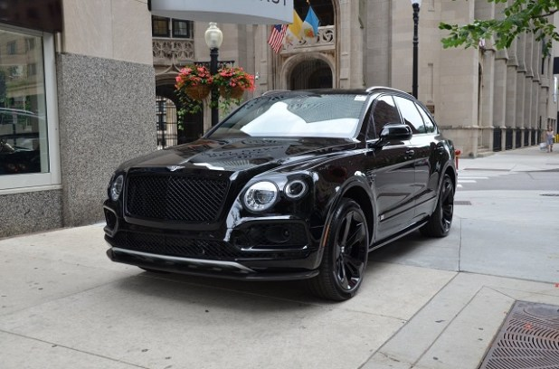 2018 bentley bentayga mulliner black edition diesel. Black Bedroom Furniture Sets. Home Design Ideas