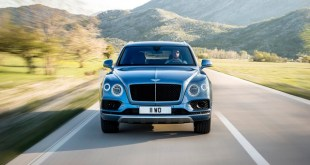 2018 Bentley Bentayga review