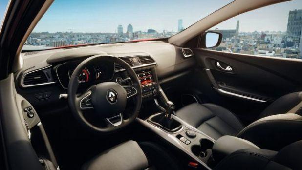 2018 Renault Kadjar interior