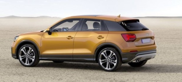 2018 audi q2 usa review specs price release date. Black Bedroom Furniture Sets. Home Design Ideas