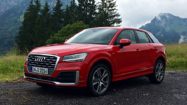 2018 Audi Q2 Usa Review Specs Price Release Date