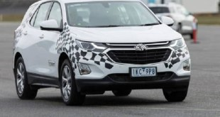 2018 holden equinox spy