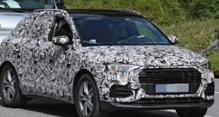 2019 Audi Q3 spy shots