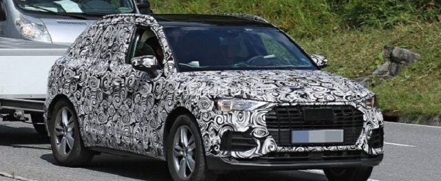 2021 Ford Puma Spy Photos, Release Date >> 2019 Audi Q3 - review, USA, redesign, release date ...