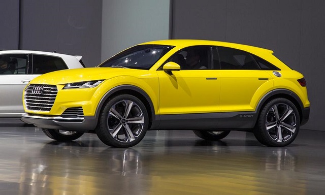 2019 Audi Q4 News Review Specs Release Date Price