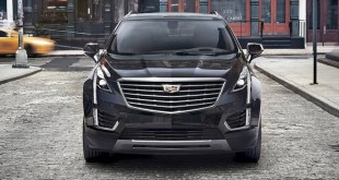 2019 Cadillac XT3 interior