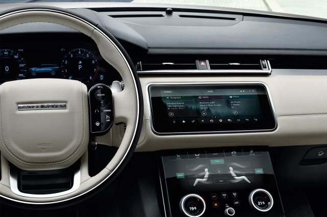 2019 Land Rover Discovery Svx Interior 2019 And 2020 New