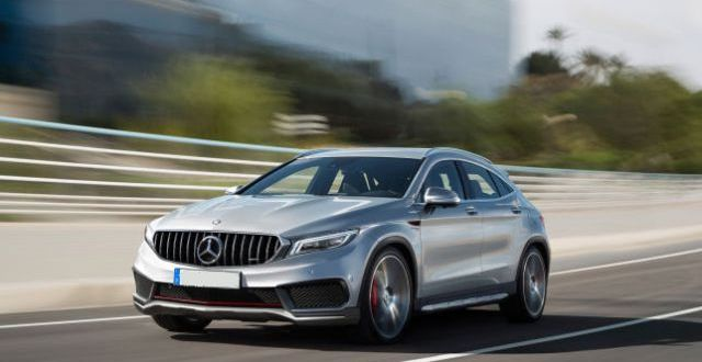 2019 Mercedes-Benz GLA Gets a new Shape - 2019 and 2020 New SUV Models
