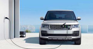 2019 Range Rover P400E front