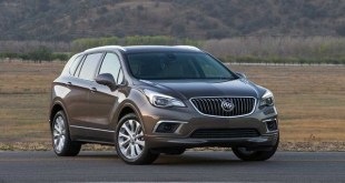 2019 buick envision specs