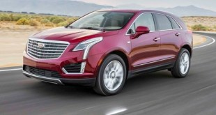2019 cadillac xt4 side view