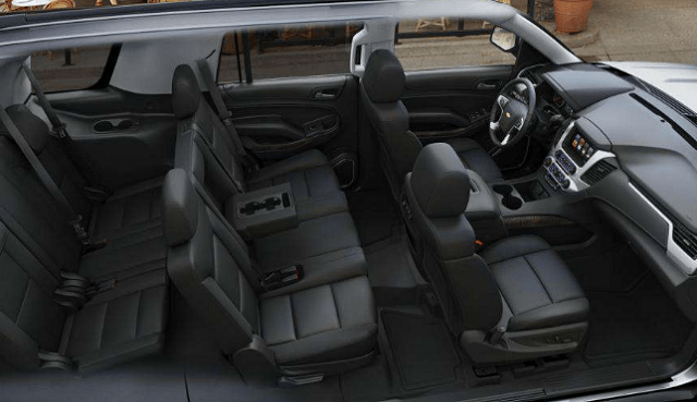2019-chevy-tahoe-interior - 2019 and 2020 New SUV Models
