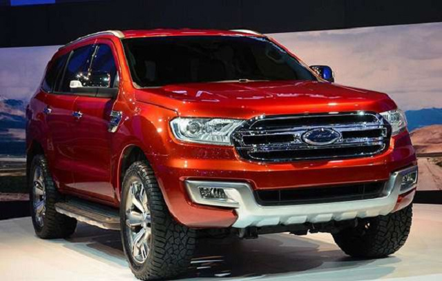 2018 Ford Everest Spec, Philippines - 2019 and 2020 New SUV Models