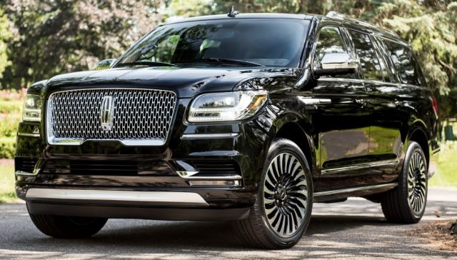 2018 Lincoln Navigator Black Label Review 2019 And 2020