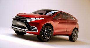 2018 Mitsubishi ASX EVO front