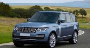 2018 Range Rover Vogue front