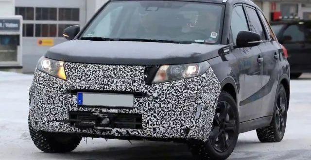 2018 Suzuki Vitara Facelift - 2019 and 2020 New SUV Models