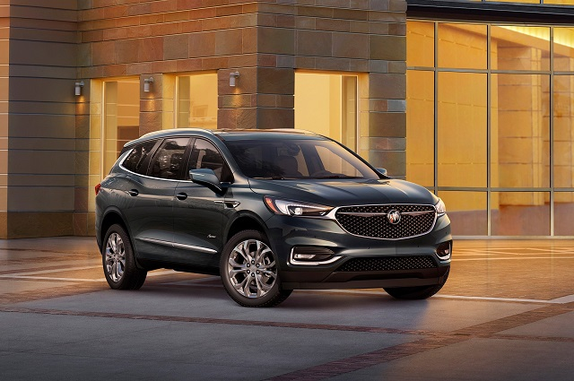 2019 buick enclave avenir specs  2019 and 2020 new suv