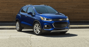2019 Chevrolet Trax front view