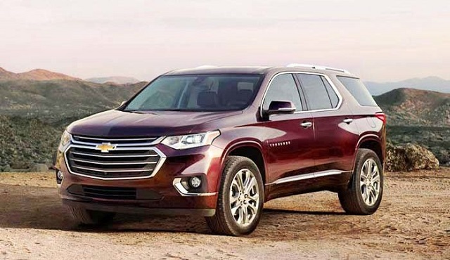 2019 Chevy Traverse Review, Specs - 2019 and 2020 New SUV ...