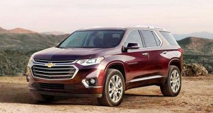 2019 Chevy Traverse review