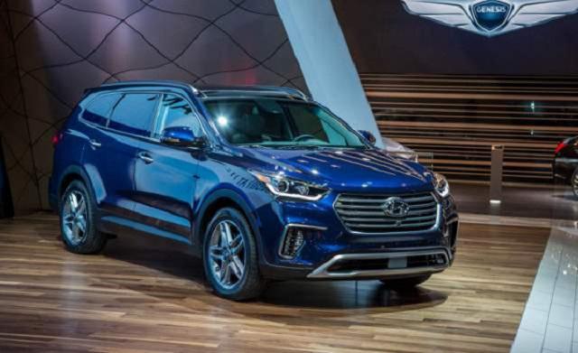 2019 Hyundai Santa Fe Sport, Hybrid