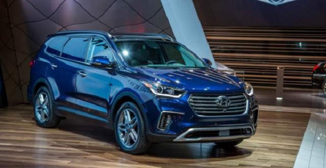2019 Hyundai Santa Fe Sport Hybrid 2019 And 2020 New