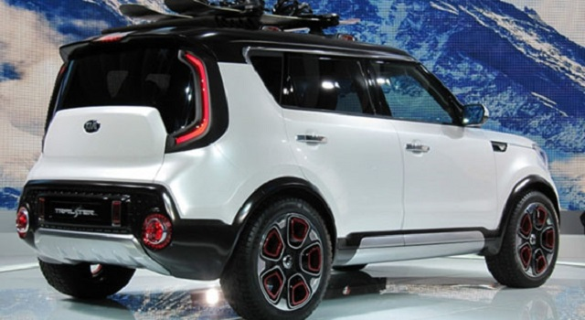 2019 Kia Soul Rear View 2019 And 2020 New Suv Models