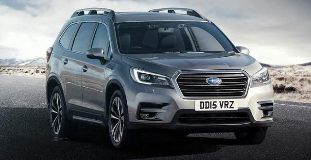 2019 Subaru Forester Redesign, First Spy Shots, Release ...
