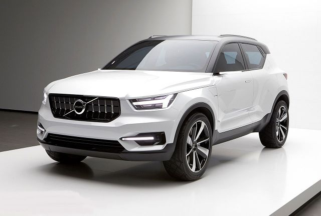 2019 Volvo XC40 front - 2019 and 2020 New SUV Models